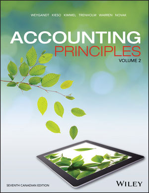 solution manual for Accounting Principles Volume 2 7th Canadian Edition的图片 1
