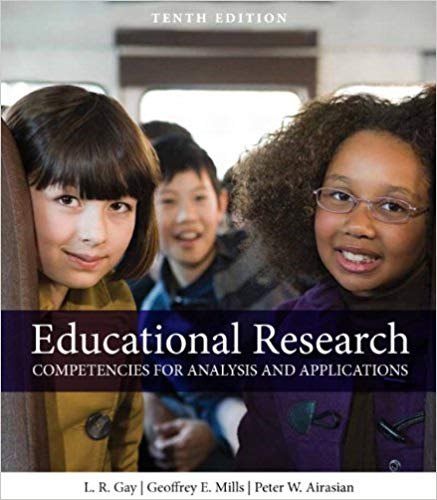test bank for Educational Research: Competencies for Analysis and Applications 10th Edition的图片 1