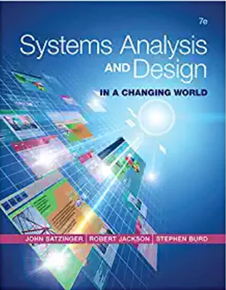 test bank for Systems Analysis and Design in a Changing World 7th Edition的图片 1
