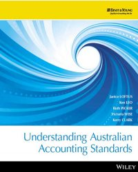 solution manual for Understanding Australian Accounting Standards 1st Edition的图片 1