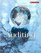 solution manual for Auditing An International Approach 7th Canadian Edition by Bewley