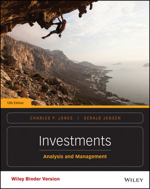test bank for Investments: Analysis and Management 13th Edition by Charles P. Jones的图片 1