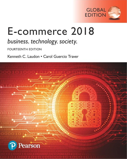 test bank for E-Commerce 2018 14th Global Edition by Kenneth C. Laudon