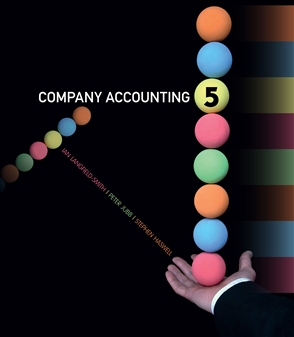 solution manual for Company Accounting: Australia-New Zealand Edition 5th Edition