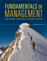 test bank for Fundamentals of Management 8th Canadian Edition by Stephen P. Robbins的图片 1