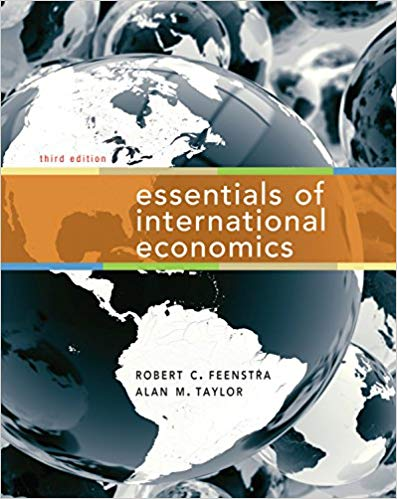 solution manual for Essentials of International Economics 3rd Edition by Robert C. Feenstra的图片 1