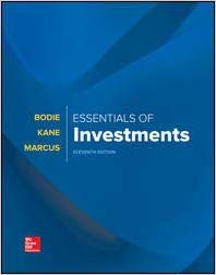 test bank for Essentials of Investments 11th Edition by Bodie Zvi
