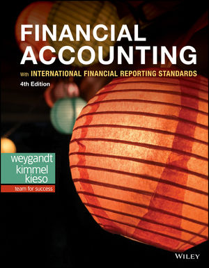 Solution manual for Financial Accounting with International Financial Reporting Standards, 4th Edition by Jerry J. Weygandt的图片 1