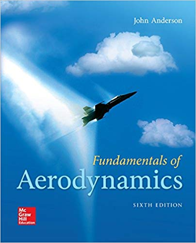 Solution manual for Fundamentals of Aerodynamics 6th Edition by Anderson Jr的图片 1