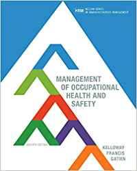 test bank for Management of Occupational Healthand Safety 7th Canadian Edition by Kevin Kelloway的图片 1