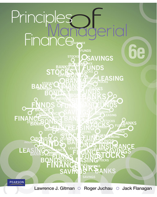 Test bank for Principles of Managerial Finance, 6th Edition by Lawrence Gitman的图片 1