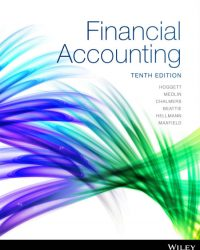 solution manual for Financial Accounting, 10th Australian Edition by John Hoggett的图片 1