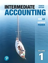 Solution manual for Intermediate Accounting Vol 1 4th Edition by Kin Lo
