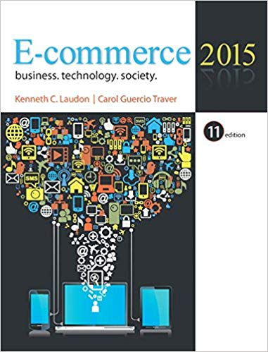 Test bank for E-Commerce 2015 11th Edition by Kenneth C. Laudon