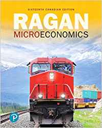 test bank for Microeconomics 16th Canadian Edition by Christopher T.S. Ragan