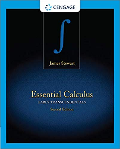 Test bank for Essential Calculus: Early Transcendentals 2nd Edition by James Stewart的图片 1