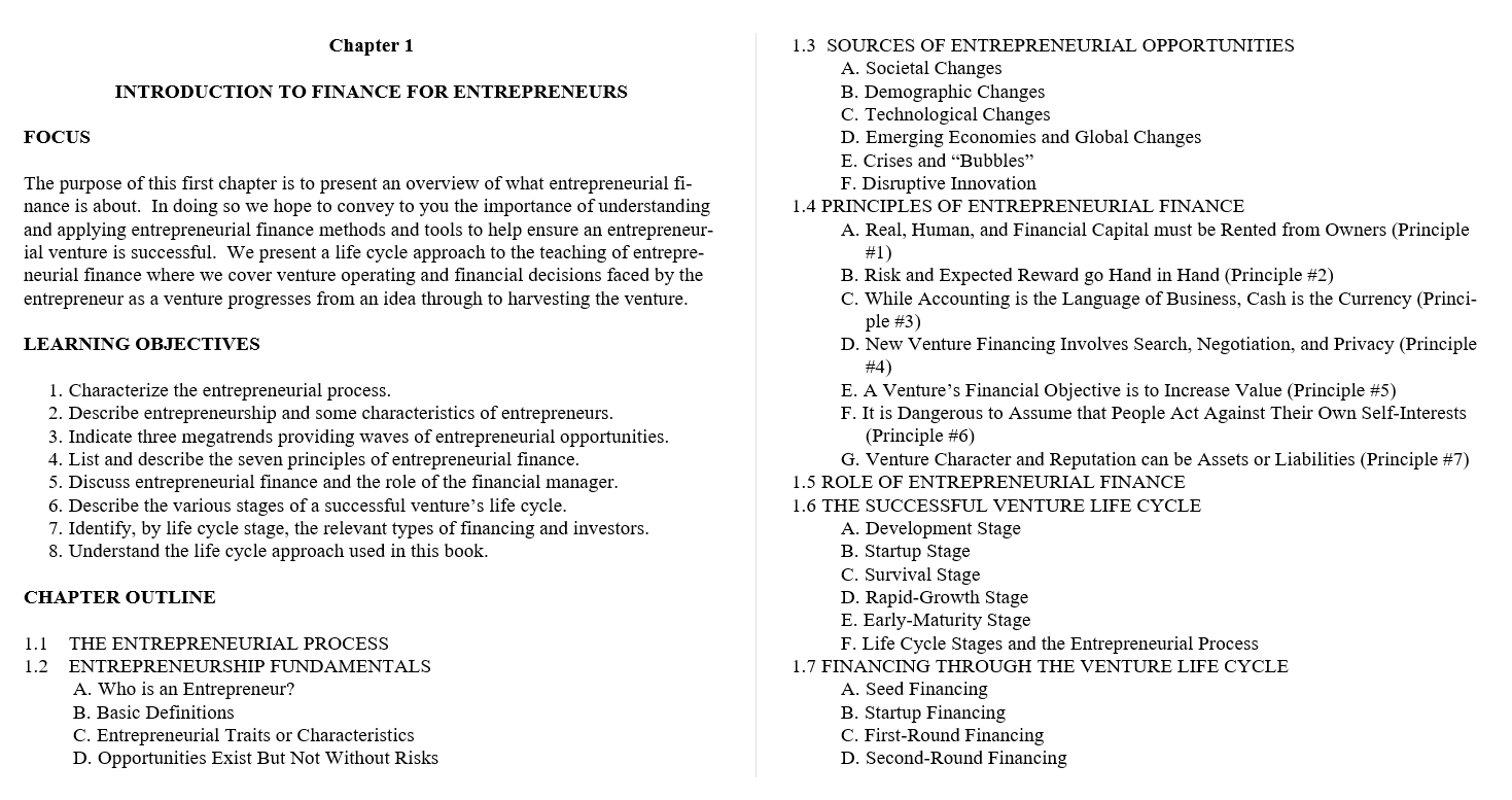 Solution manual for Entrepreneurial Finance 6th Edition by J. Chris Leach的图片 3