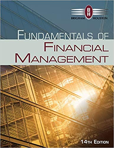 Test bank for Fundamentals of Financial Management 14th Edition by Brigham的图片 1