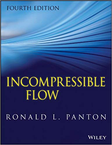 Solution manual for Incompressible Flow 4th Edition by Ronald L. Panton