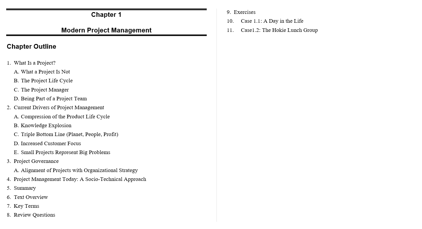 Solution manual for Project Management The Managerial Process 7th Edition by Erik W. Larson的图片 3