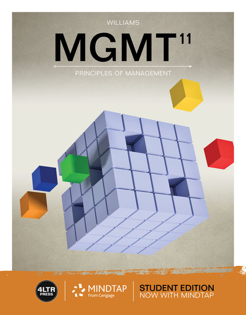 Test bank for MGMT 11th Edition by Chuck Williams