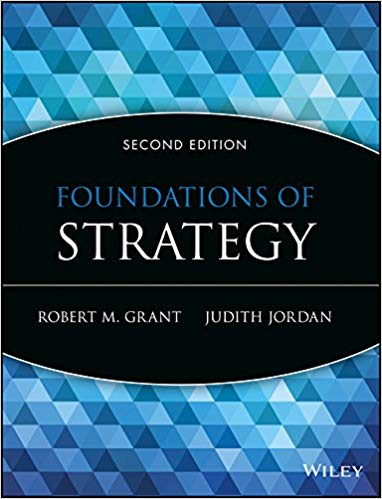Test bank for Foundations of Strategy 2nd Edition by Robert M. Grant