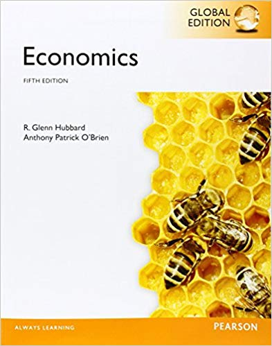 Test bank for Economics 5th Global Edition by R. Glenn Hubbard的图片 1