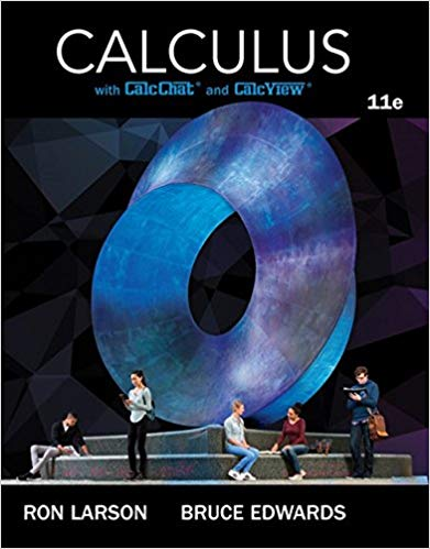 Solution manual for Calculus 11th Edition by Ron Larson