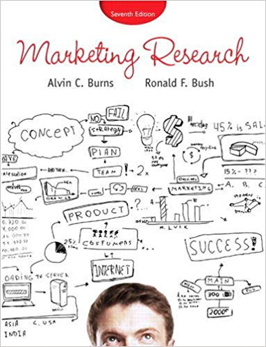 Test bank for Marketing Research 7th Edition by Alvin C. Burns