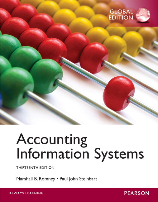 Test bank for Accounting Information Systems 13th Global Edition by Romney的图片 1