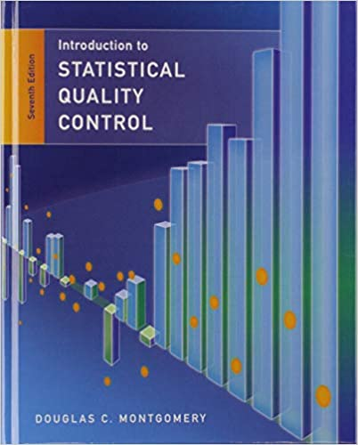 Solution manual for Statistical Quality Control 7th Edition by Montgomery的图片 1