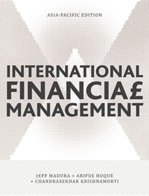 Solution manual for International Financial Management 1st Asia Pacific Edition by Madura的图片 1