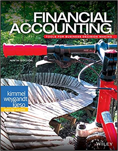 Test bank for Financial Accounting: Tools for Business Decision Making 9th Edition by Paul D. Kimmel