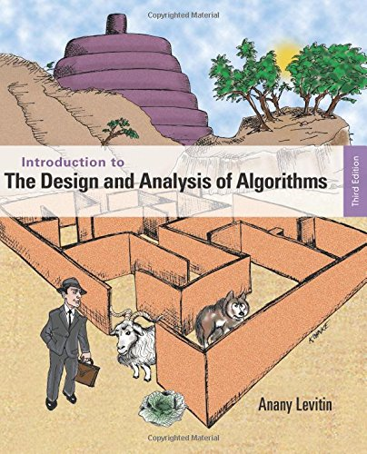 Solution manual for Introduction to the Design and Analysis of Algorithms 3rd Edition by Anany Levitin