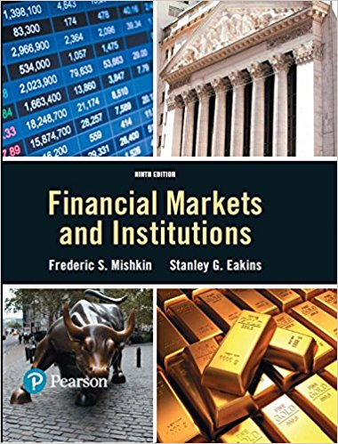 Test bank for Financial Markets and Institutions 9th Edition by Frederic S. Mishkin的图片 1