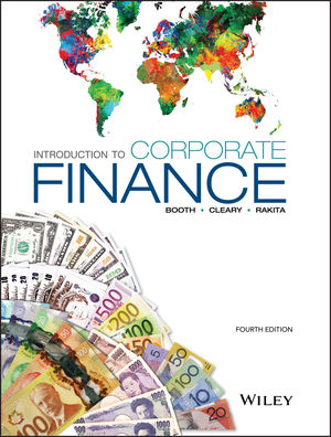 Solution manual for Introduction to Corporate Finance 4th Edition by Laurence Booth的图片 1
