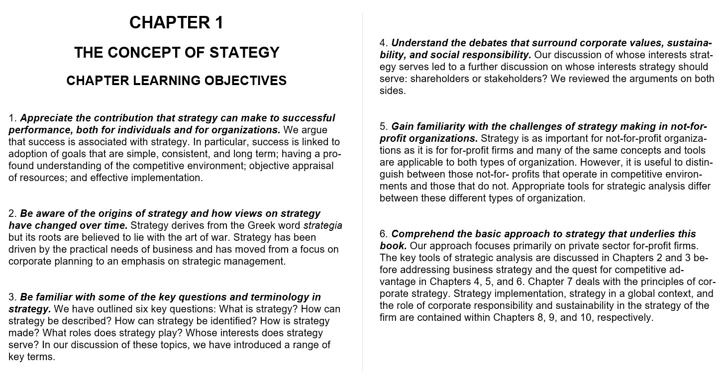 Test Bank for Foundations of Strategy 1st Canadian Edition by Robert M. Grant的图片 3