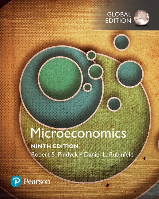 Solution manual for Microeconomics 9th Edition Global Edition by Robert Pindyck