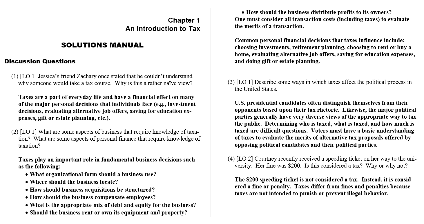 Solution manual for McGraw-Hill's Taxation of Individuals and Business Entities 2020 Edition 11th Edition by Brian Spilker的图片 4