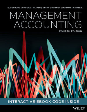 Solution manual for Management Accounting 4th Australian Edition by Leslie G. Eldenburg的图片 1