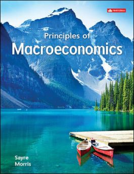 Test bank for Principles of Macroeconomics 9th Edition by John Sayre
