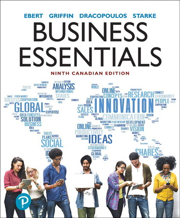 Solution manual for Business Essentials 9th Canadian Edition by Ronald J. Ebert