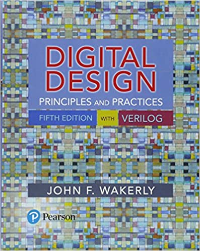 Solution manual for Digital Design: Principles and Practices 5th Edition by John F. Wakerly的图片 1