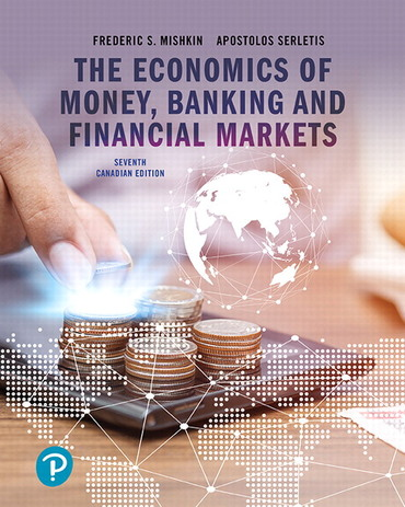 Test bank for The Economics of Money Banking and Financial Markets 7th Canadian Edition by Mishkin的图片 1