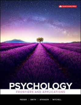 Test bank for Psychology: Frontiers and Applications 7th Canadian Edition By Michael W. Passer的图片 1