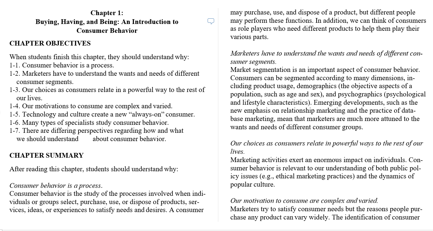 Solution manual for Consumer Behavior: Buying, Having, and Being, Global Edition 13th Edition by Michael R. Solomon的图片 3