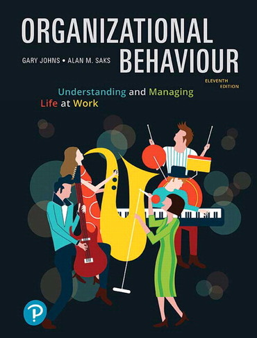 Test bank for Organizational Behaviour: Understanding and Managing Life at Work 11th edition by Gary Johns