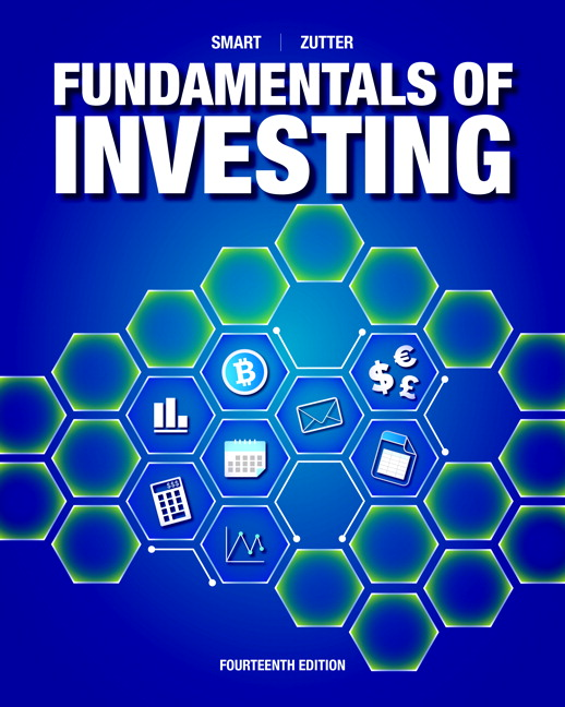 Test bank for Fundamentals of Investing 14th Edition by Scott B. Smart的图片 1