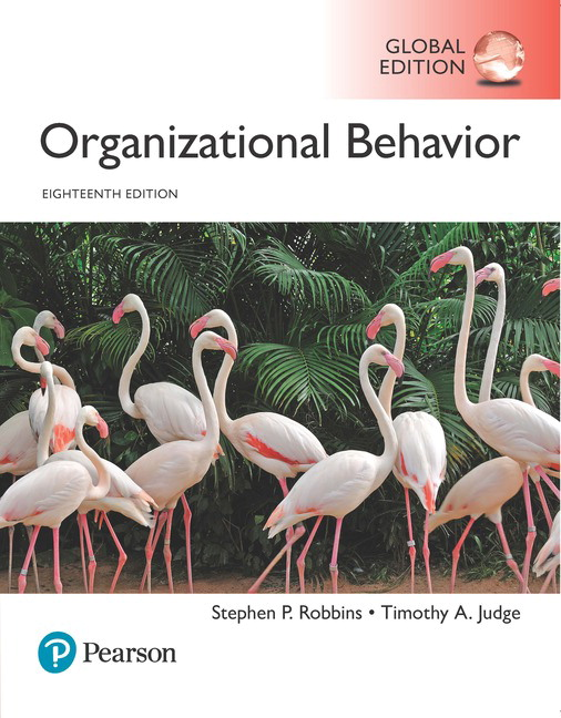 Test bank for Organizational Behavior 18th Global Edition by Stephen P. Robbins的图片 1