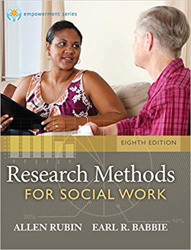 Test bank for Research Methods for Social Work 8th Edition by Allen Rubin的图片 1